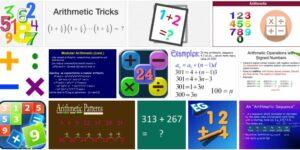 Arithmetic